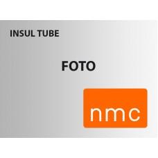 Каучукова теплоізоляція для труб із вн. Ø 10 мм та товщиною ізоляції 13 мм NMC Insul Tube трубка 10х13 мм